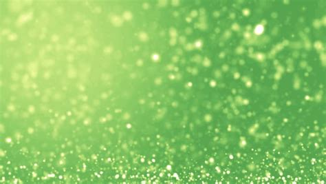 Elegant Green Background Abstract with Stock Footage Video