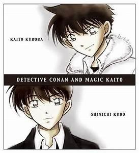 Kaito Kuroba and Shinichi Kudo by Detective-KITTEH on ...