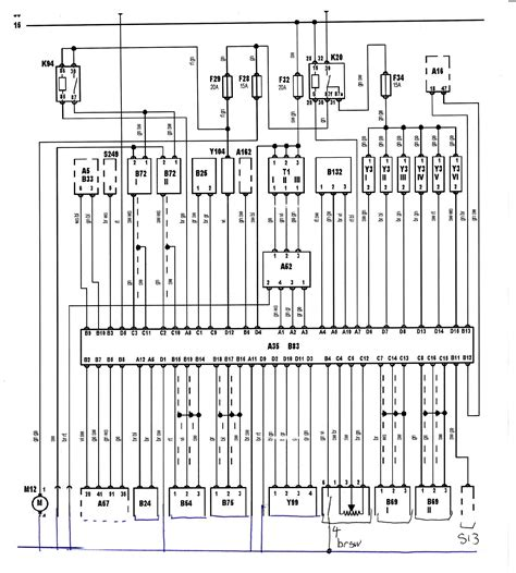 1993 Audi 100 Wiring Diagram by I An Audi V6 2 6 Litre Abc U K 1993 Which I