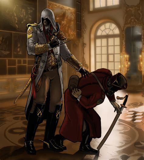 gorgeous  fan  assassins creed  artworks show