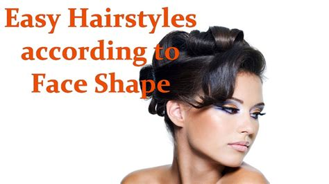 Saundarya   Easy Hairstyles according to Face Shape   YouTube