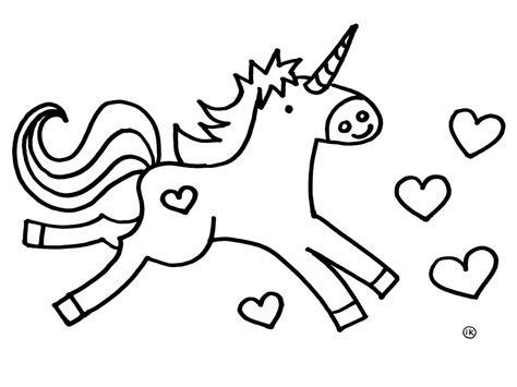 Kleurplaat Paarden Regenboog by Kleurplaat Unicorn Met Regenboog Kleurplaat Eenhoorn