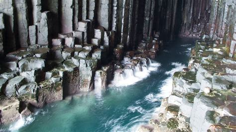 fingalss cave staffa scotland world  travel
