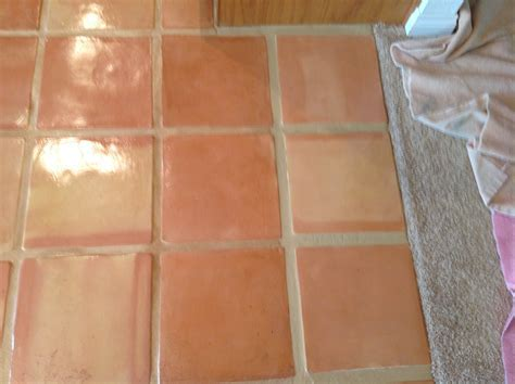 Saltillo Tile Dirty, Peeling, Dull? California Tile