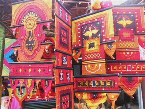 indian states famous  handicrafts
