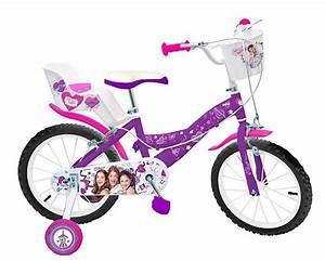 Kinder Fahrrad Mädchen : 16 20 zoll disney violetta kinder m dchen kinderfahrrad fahrrad m dchenfahrrad ebay ~ Orissabook.com Haus und Dekorationen