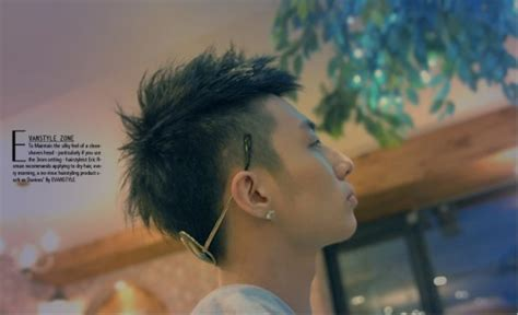 asian mens hairstyles  inspire