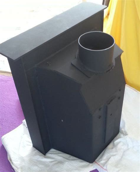 How To Fit An Inset Or Insert  Ee  Wood Ee    Ee  Burning Ee   Stove The