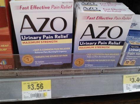 66153 Azo Urinary Relief Coupon by Azo Maximum Strength Urinary Relief Just 2 06 A Box