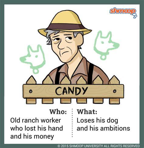 candy   mice  men
