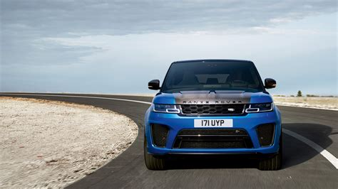 Rover Range Rover Sport 4k Wallpapers by 2017 Range Rover Sport Svr 4k Wallpaper Hd Car