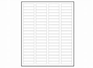 return address labels 175 x 0666 60 labels per sheet With avery templates 5167 blank