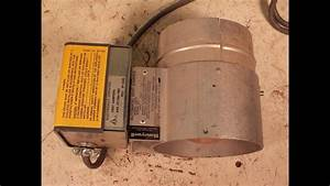 Honeywell Furnace Vent Damper