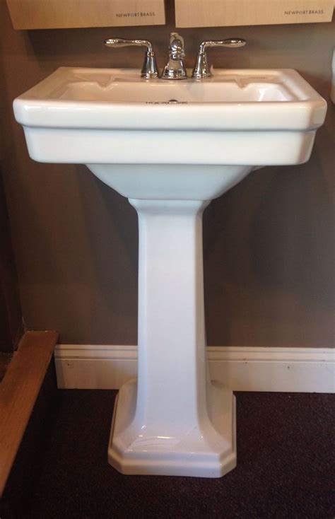 small pedestal sinks for small bathrooms small pedestal sink at bath connections powder room