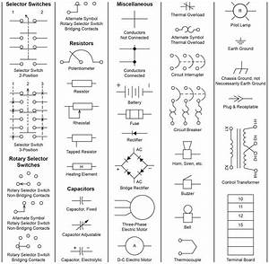 New Electronic Diagram Symbols  Diagram  Wiringdiagram