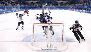 Finnish women edge five-goal thriller to seal ice hockey ...