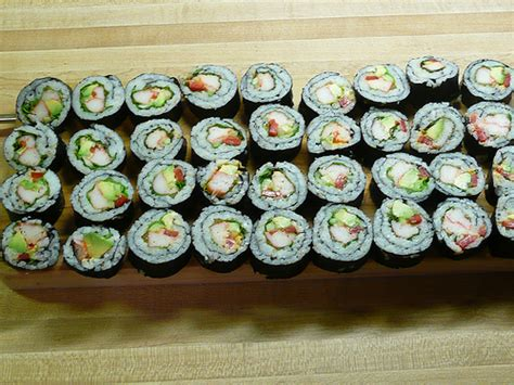 The Top 5 Sushi Rolls For Fitness