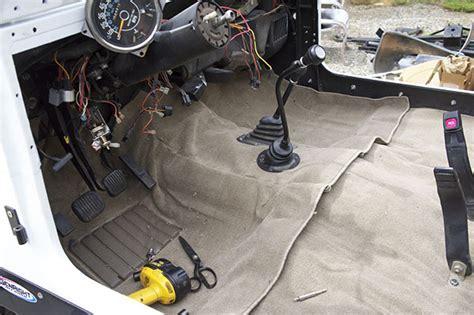 Jeep Cj7 Carpet Installation   Carpet Vidalondon