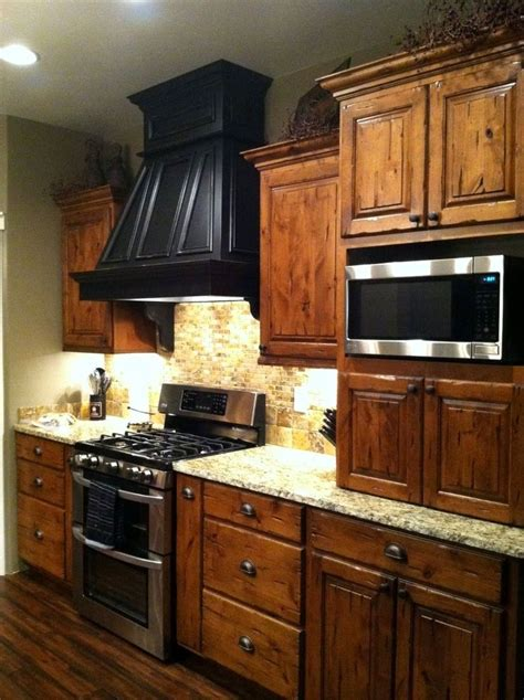 20+ Beauteous Kitchen Cabinets Natural Wood