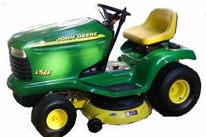 John Deere Lt166 Garden Tractor Spare Parts