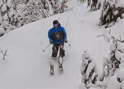 Chair Alpental Skiing Bloated Meister Scott
