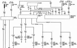 Mazda B2000 Wiring Diagram