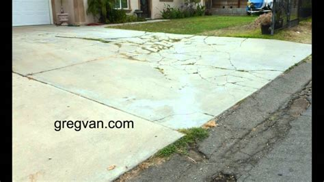 this before you build a concrete driveway design