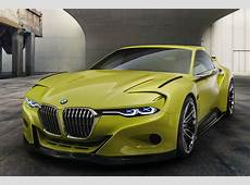 Wraps come off stunning BMW 30 CSL Hommage concept car