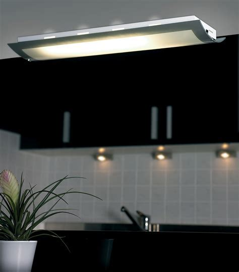 Get large amount of illumination with Led kitchen ceiling