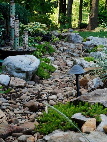 Backyard Landscaping Ideas With Rocks by Rock Garden Ideas To Implement In Your Backyard
