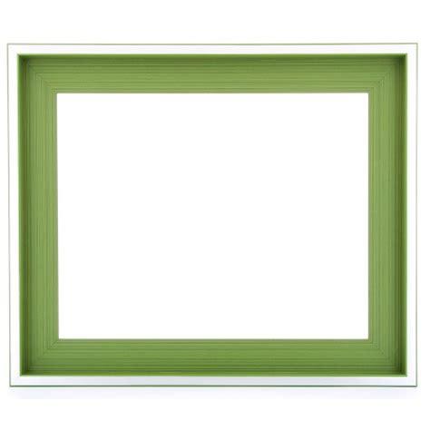 cadre am 233 ricain pour photo ou toile city vert tendre caisse am 233 ricaine d encadrement label
