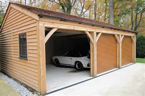 Timber Car Ports by Three Bay Carport Ascot Timber Buildings