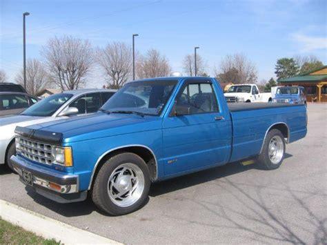 1982 Chevrolet S10 V6 Awd Luxury Performance Details