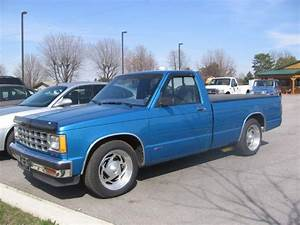 1982 Chevy Pickup Specifications