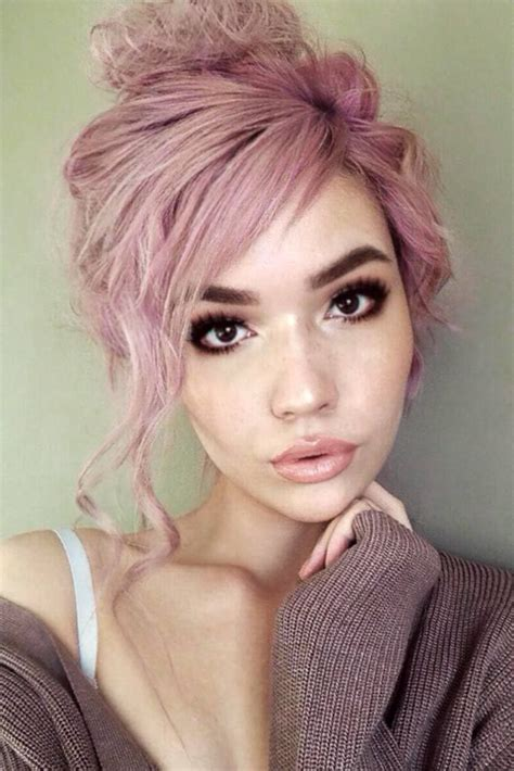 best 25 oblong face hairstyles ideas on pinterest