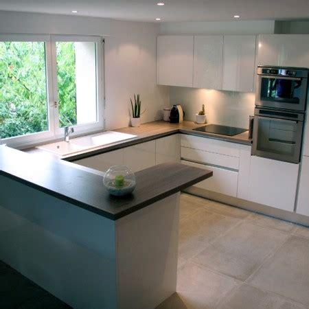 cuisines en u conseils aménagement de votre cuisine sur mesure orléans