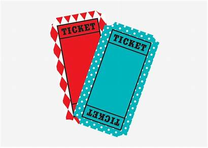 Carnival Ticket Tickets Clipart Clip Pack Ticketing