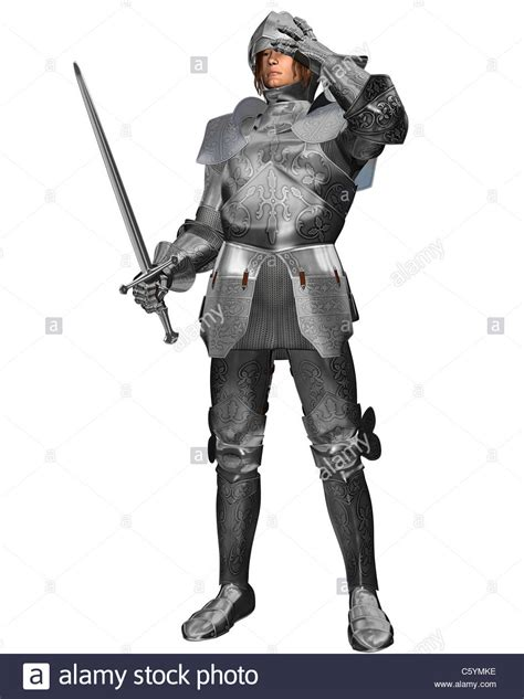 Medieval Knight Stock Photos Medieval Knight Stock