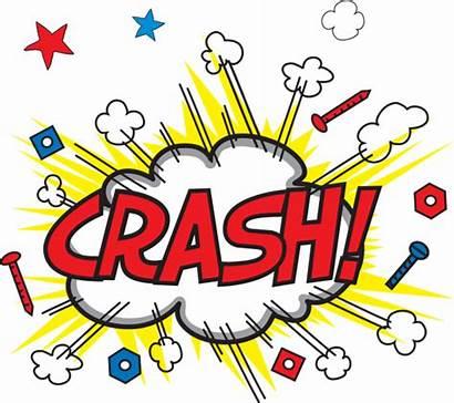 Comic Crash Cartoon Text Popart Clipart Comicbook