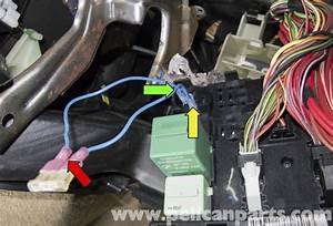 Bmw X5 Fuel Pump Testing  E53 2000
