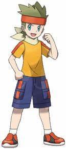 Personagens: Cameron – Pokémon Mythology