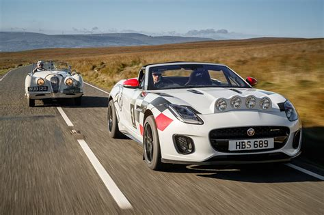 Jaguar's Newest F-type Is Rally Car Begging To Go Off Road