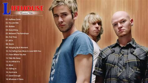 Lifehouse Best Song Lifehouse Greatest Hits Album Lifehouse Best Songs
