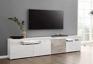 Lowboard 200 Cm : borchardt m bel lowboard kapstadt breite 200 cm mit 2 schubk sten online kaufen otto ~ Yasmunasinghe.com Haus und Dekorationen