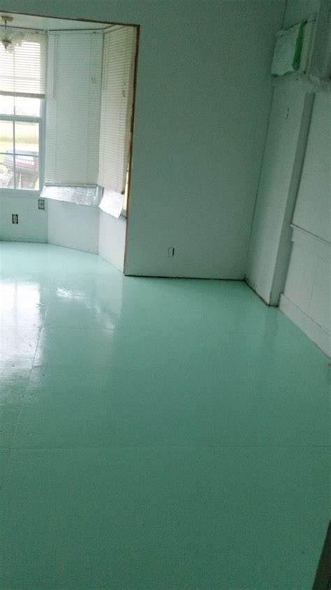 garage floor paint on plywood hometalk painted plywood floors