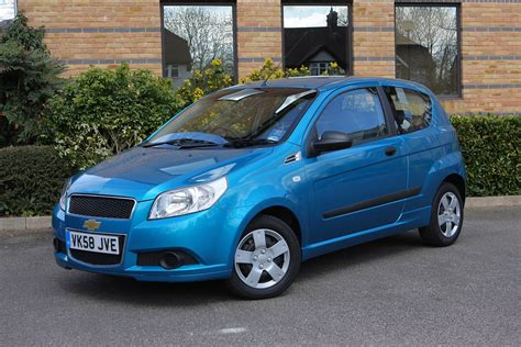 Chevrolet Aveo Hatchback Review (2008  2011) Parkers