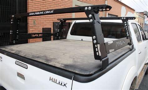 adjustable bed rack fit  pick  trucks proline wd equipment miami florida