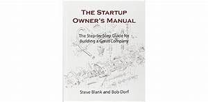 The Startup Owner U0026 39 S Manual  The Step