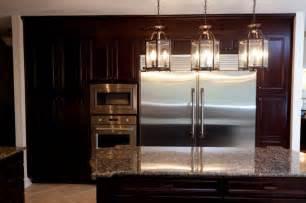 kitchen island lighting modern rustic kitchen