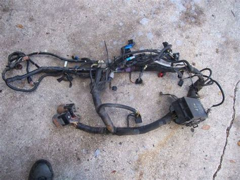 2001 Ford Ranger Wiring Harnes by Purchase Used Wiring Harness Ford Ranger 2001 3 0 5 Speed